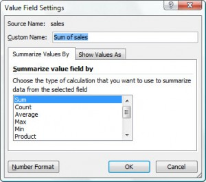 Fred Pryor Seminars_PivotTable Percentage Figure 3