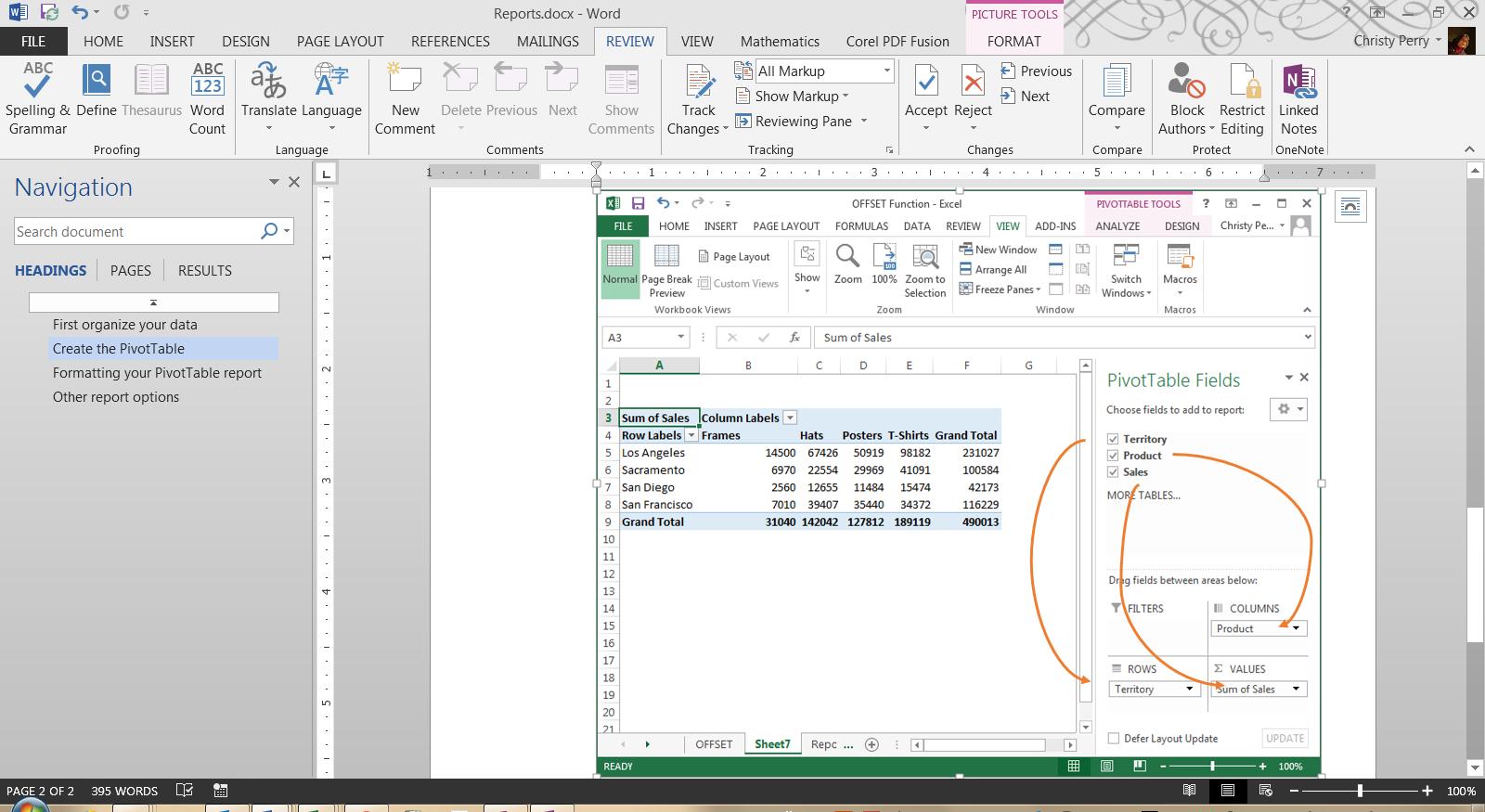Creating Excel Reports | Fred Pryor Seminars Blog