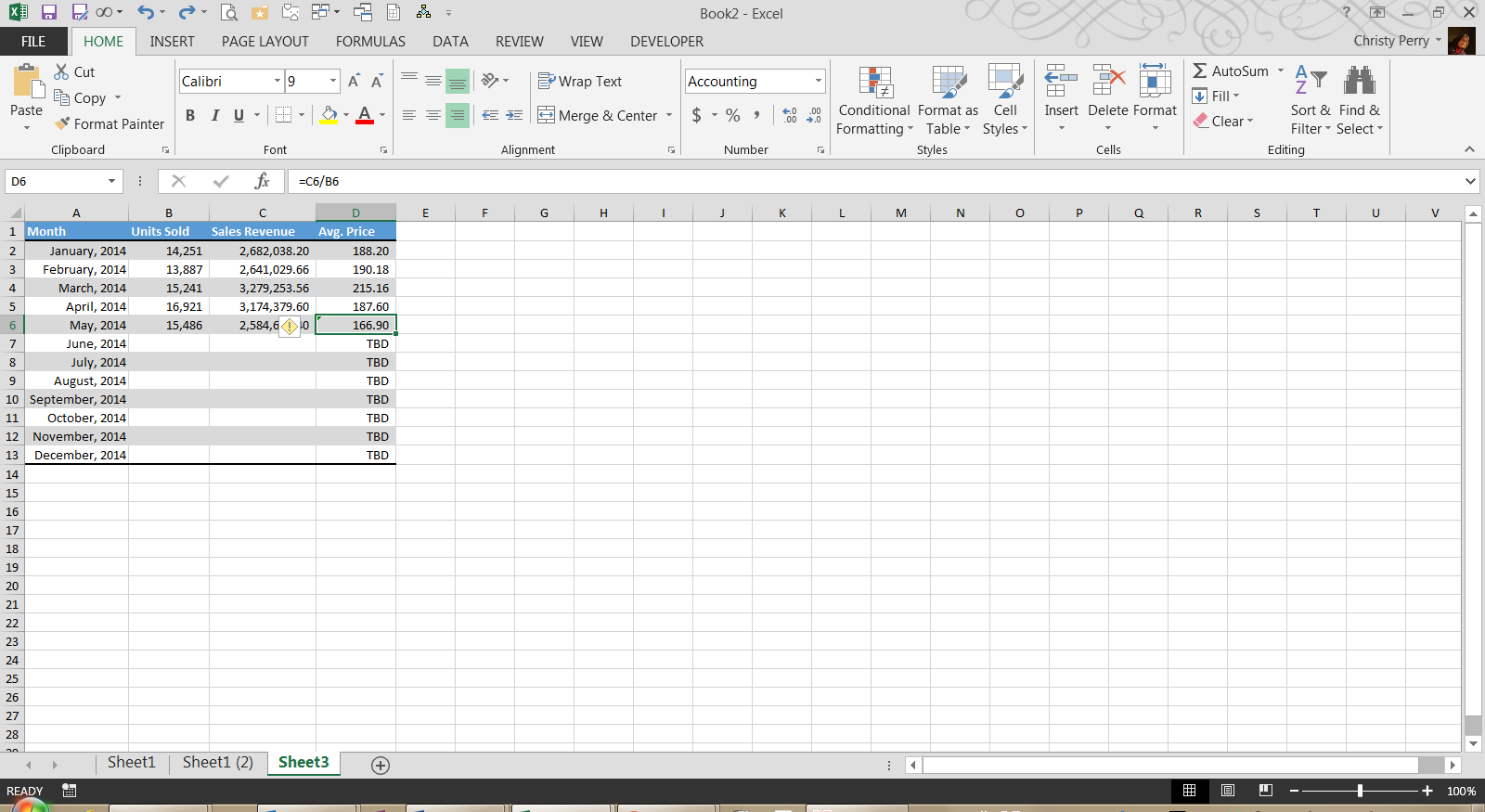 Fred Pryor Semianrs_Excel Copy Formula Down 4