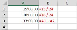 Fred Pryor Seminars_Excel Time Formulas Figure 10