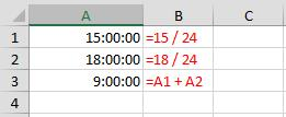 Fred Pryor Seminars_Excel Time Formulas Figure 6