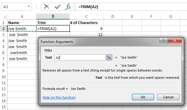 Fred Pryor Seminars_Excel Formula Remove Spaces_3