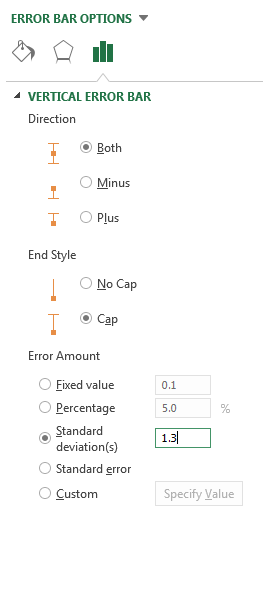 standard deviation excel graphs8