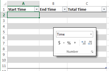 A Great Way to Create an Excel Micro Timer | Pryor Learning Solutions