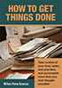How to Get Things Done Cover