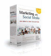 Social Media Marketing Training: An Hour a Day Book Collection