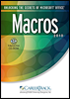 Unlocking the Secrets of Microsoft Office Macros 2010 Cover