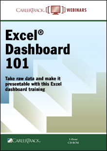 Excel Dashboard 101 - excel dashboard training