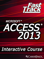 Microsoft<small><sup>&reg;</sup></small> Access<small><sup>&reg;</sup></small> 2013 Creating and Managing Tables Part 1