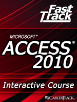 Microsoft<small><sup>&reg;</sup></small> Access<small><sup>&reg;</sup></small> 2010 Getting Started With Microsoft<small><sup>&reg;</sup></small> Access<small><sup>&reg;</sup></small> 2010