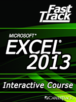 Microsoft<small><sup>&reg;</sup></small> Excel<small><sup>&reg;</sup></small> 2013 Using Basic Formulas Part 2