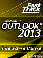 Microsoft<small><sup>&reg;</sup></small> Outlook<small><sup>&reg;</sup></small> 2013: Managing Outlook<small><sup>&reg;</sup></small> Data