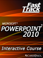 Microsoft<small><sup>&reg;</sup></small> PowerPoint<small><sup>&reg;</sup></small> 2010 Customizing and Delivering a Presentation