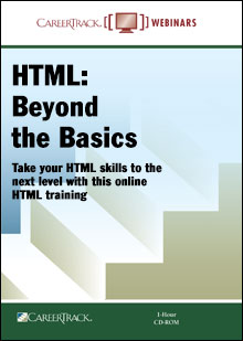 HTML: Beyond the Basics - HTML Training