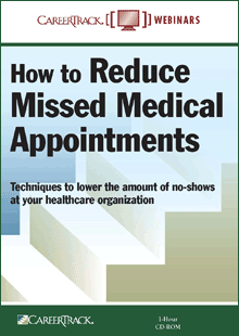 How to Reduce Missed Medical Appointments