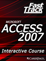 Microsoft<small><sup>&reg;</sup></small> Access<small><sup>&reg;</sup></small> 2007 Creating Forms