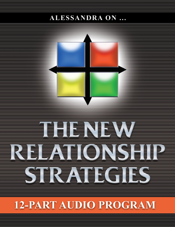 The New Relationship Strategies