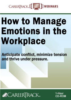 How to Manage Emotions in the Workplace Online Training