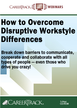 How to Overcome Disruptive Workstyle Differences