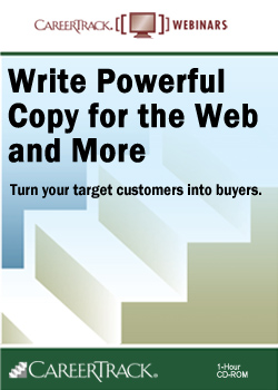 Web Copywriting Training: Write Powerful Copy for the Web and More