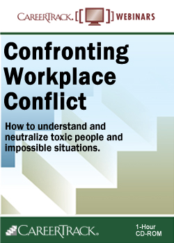 Confronting Workplace Conflict - A Conflict Resolution Training Course
