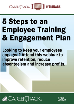 5 Steps to an Employee Training & Engagement Plan