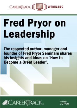 Online Leadership Training: Fred Pryor on Leadership
