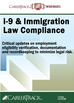 I-9 & Immigration Law Compliance Training