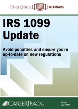 IRS 1099 Update Webinar