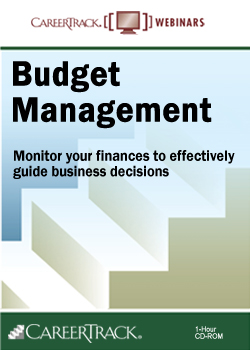 Budget Management - A Budget Management Training Course