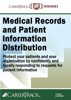 Medical Records and Patient Information Release & Distribution