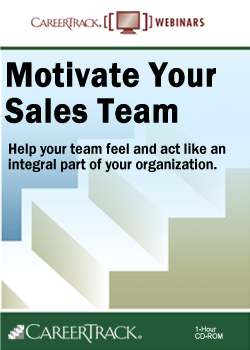 Sales Team Motivation Training