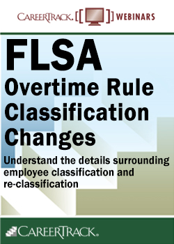 FLSA Overtime Rule