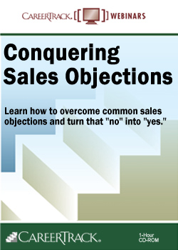 Conquering Sales Objections - Sales Training
