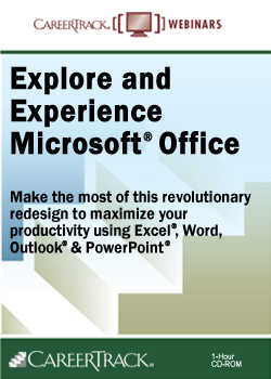 Microsoft Office Training: Explore and Experience Microsoft® Office