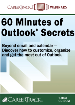 Outlook Training: 60 Minutes of Outlook® Secrets