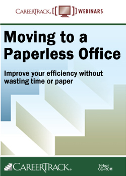 Moving to a Paperless Office