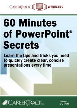 PowerPoint Training: 60 Minutes of PowerPoint® Secrets
