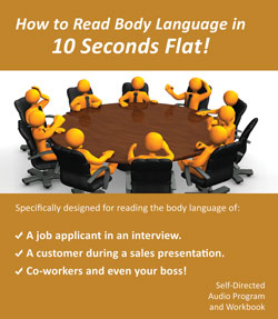 How to Read Body Language in 10 Seconds Flat
