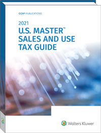 US Master Sales and Use Tax Guide