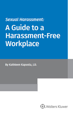 Sexual Harassment: A Guide to a Harassment-Free Workplace