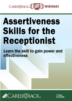 Assertiveness Skills for Receptionists Training Course