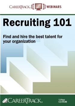 Recruitment Training: Recruiting 101