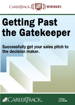 Getting Past The Gatekeeper Sales Training