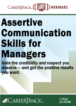 Assertive Communication Skills for Managers Training