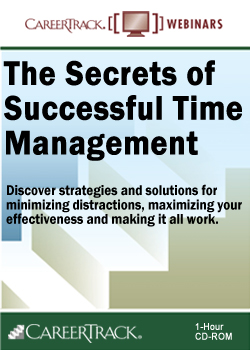 The Secrets of Successful Time Management Training Course
