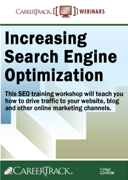 Increasing Search Engine Optimization Training Course
