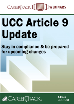 Collections Training: UCC Article 9 Update