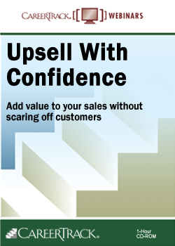 Upsell with Confidence - Upselling Training