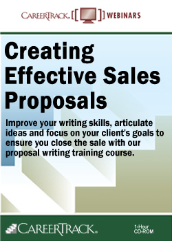 Creating Effective Sales Proposals - A Proposal Writing Training Course
